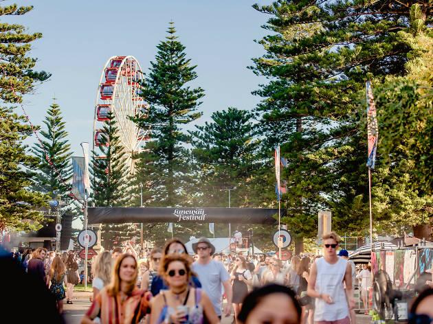Laneway Festival Perth