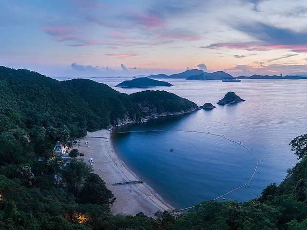 香港最佳海灘