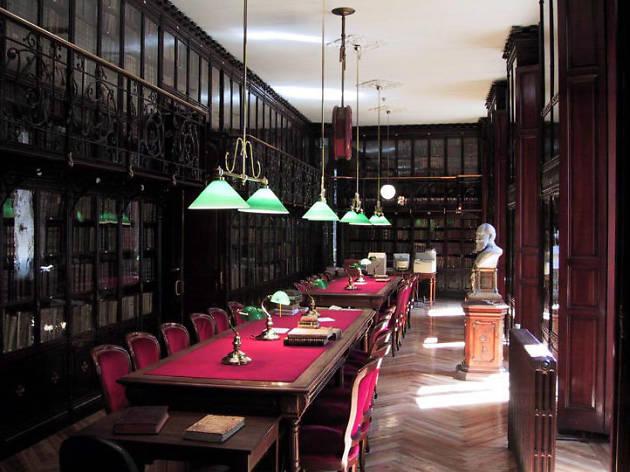 Biblioteca Real Academia Nacional