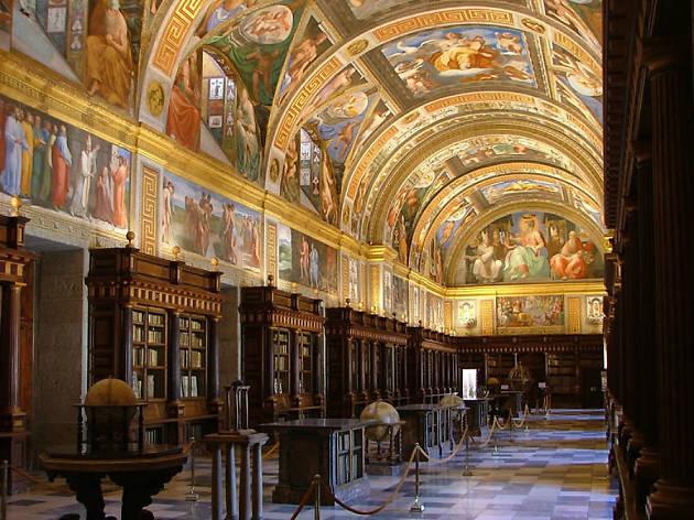 Biblioteca El Escorial