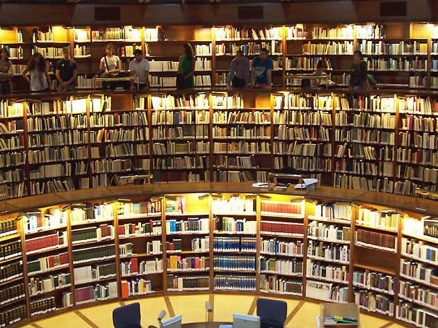 Biblioteca del Instituto del Patrimonio Cultural de España