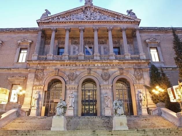 Las bibliotecas más bonitas de Madrid