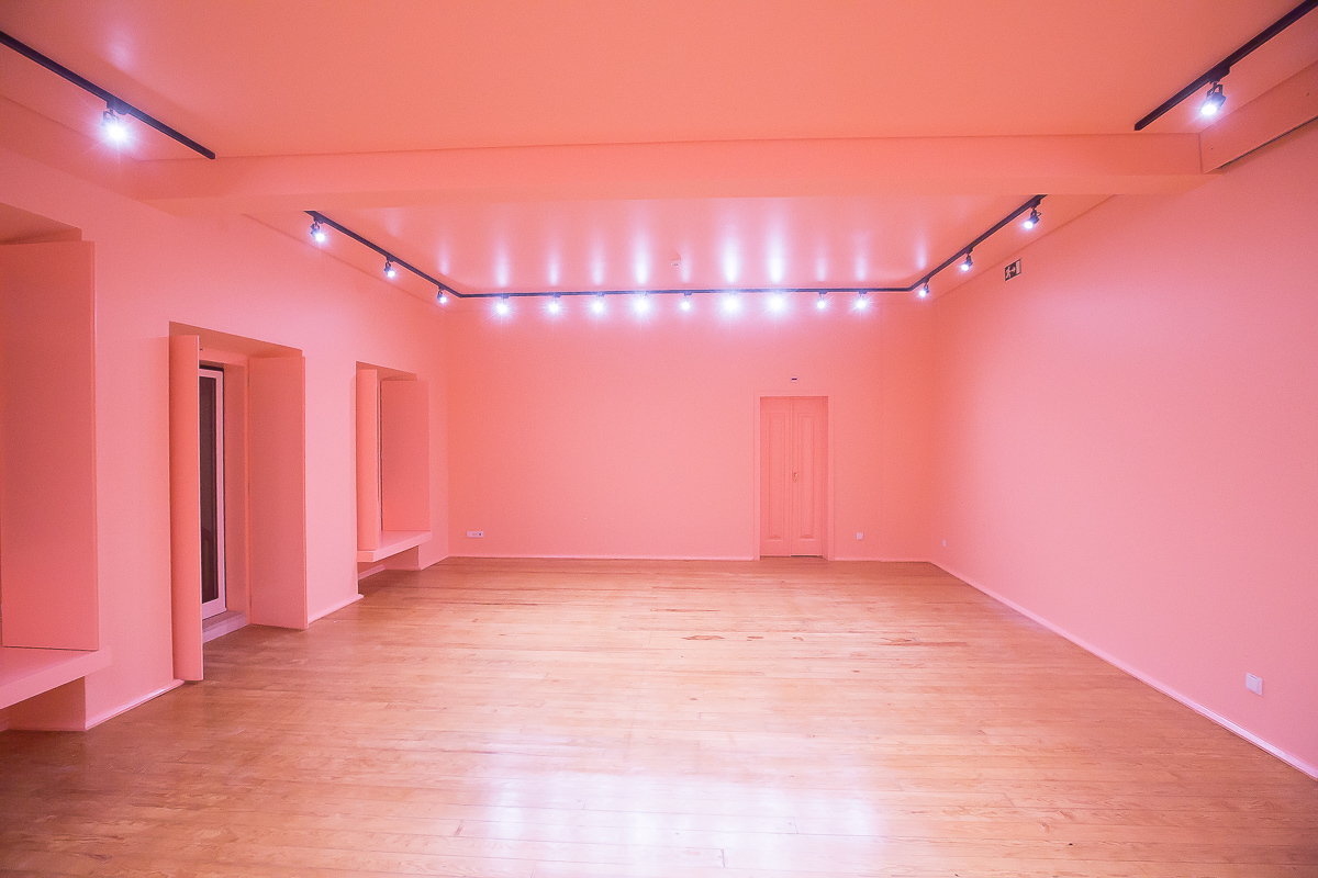 sala rosa da rua das gaivotas