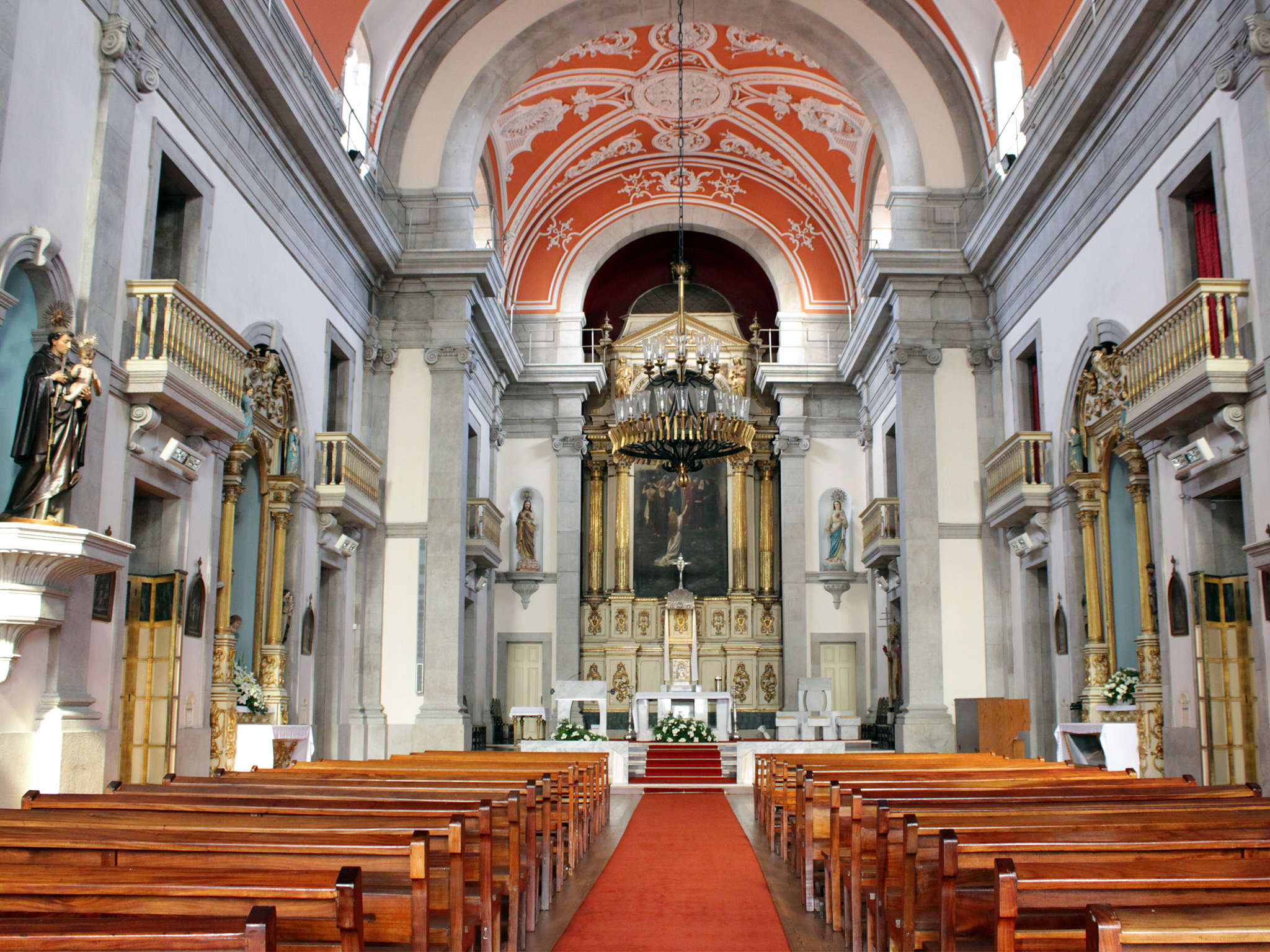 Conheça a Igreja Paroquial de Nosso Senhor do Bonfim