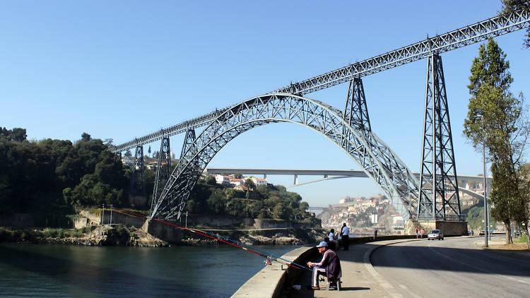 Ponte Maria Pia - Bonfim