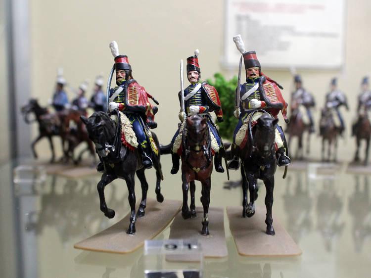 Recorde o passado no Museu Militar do Porto