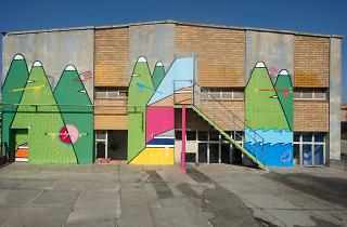 Bostik Murals