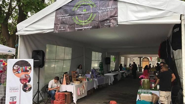 Bazar La Veganería en la CDMX