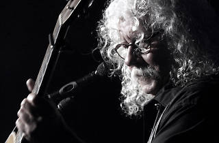 Arlo Guthrie's Annual Thanksgiving Concert
