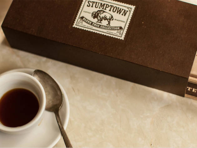 For the caffeine addict: Stumptown Coffee blend trio