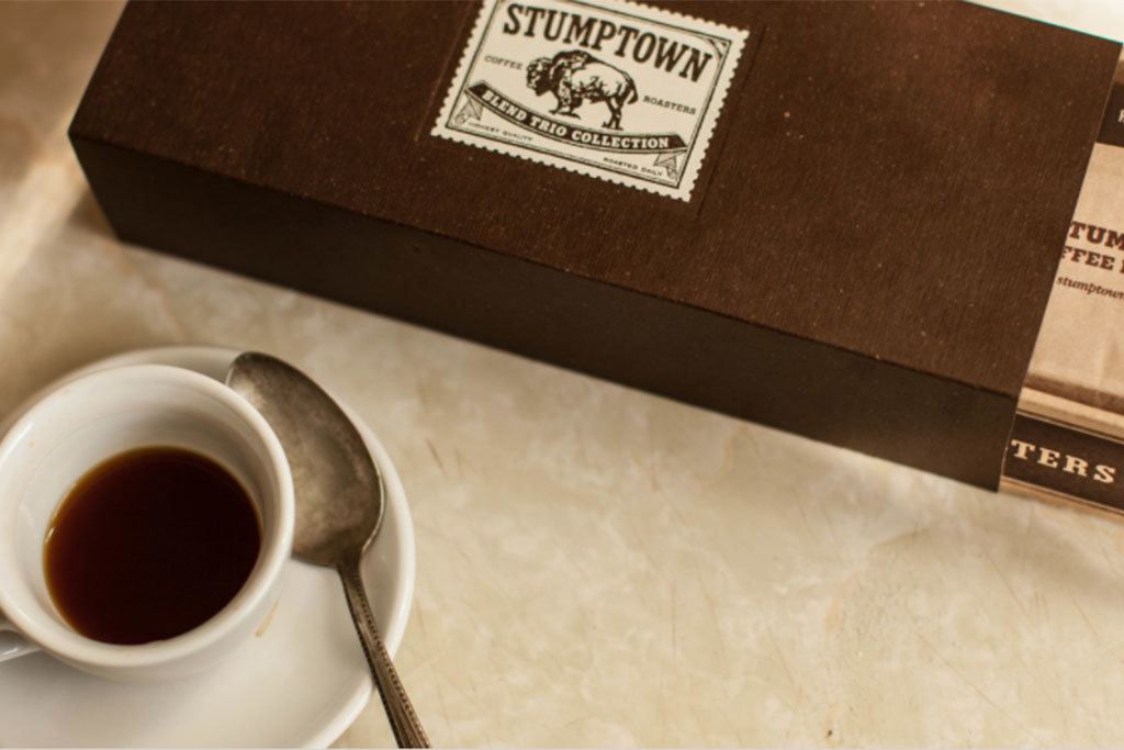 Stumptown Coffee blend trio