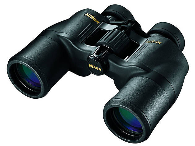 For the nature lover: Nikon Aculon binoculars