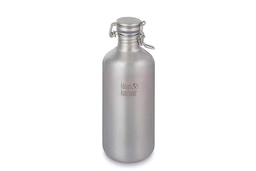 For the beer drinker: Klean Kanteen insulated growler