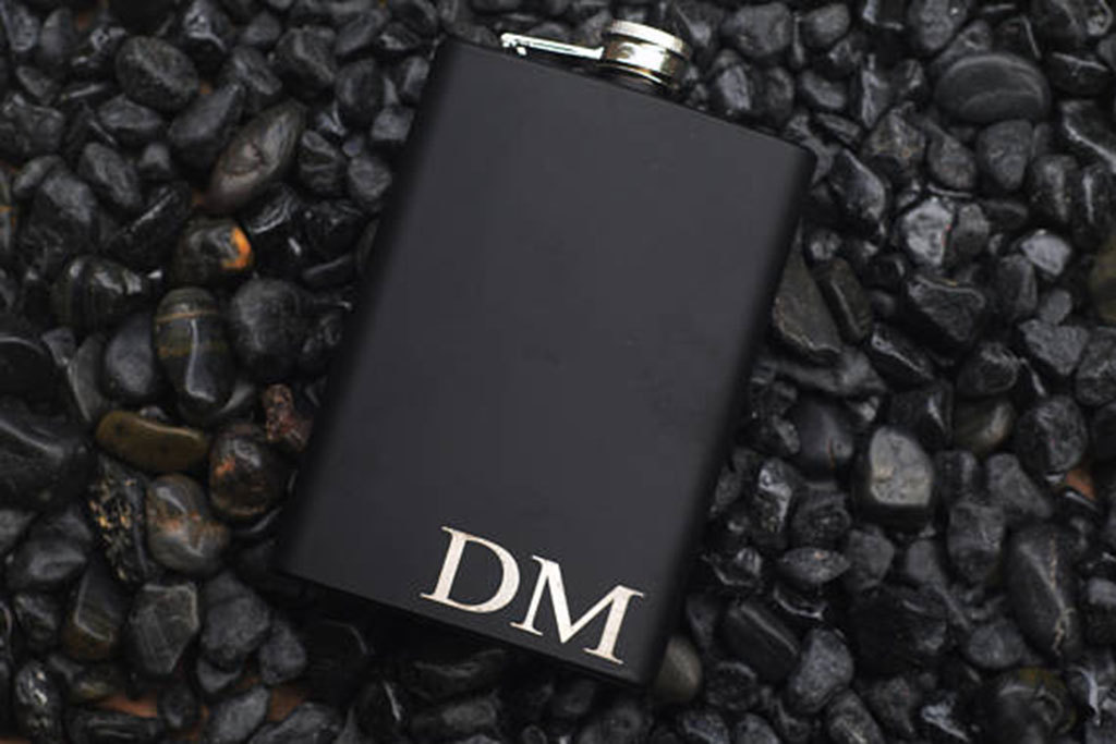 Yours Personalized flask