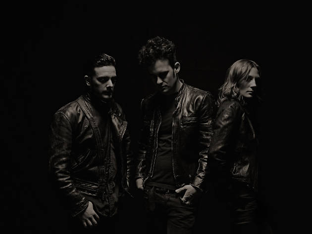Black Rebel Motorcycle Club en la CDMX