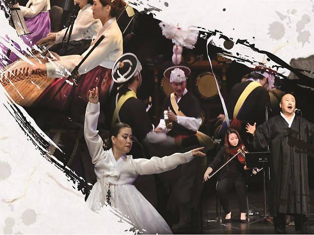 Korean Performing Arts Festival