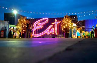 Eat Street Markets Brisbane