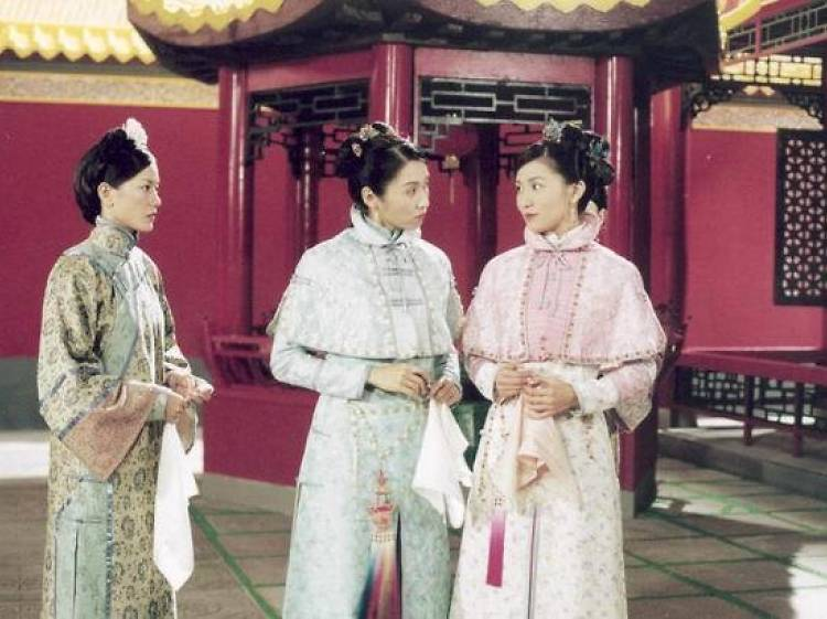 War and Beauty《金枝慾孽》(2004)