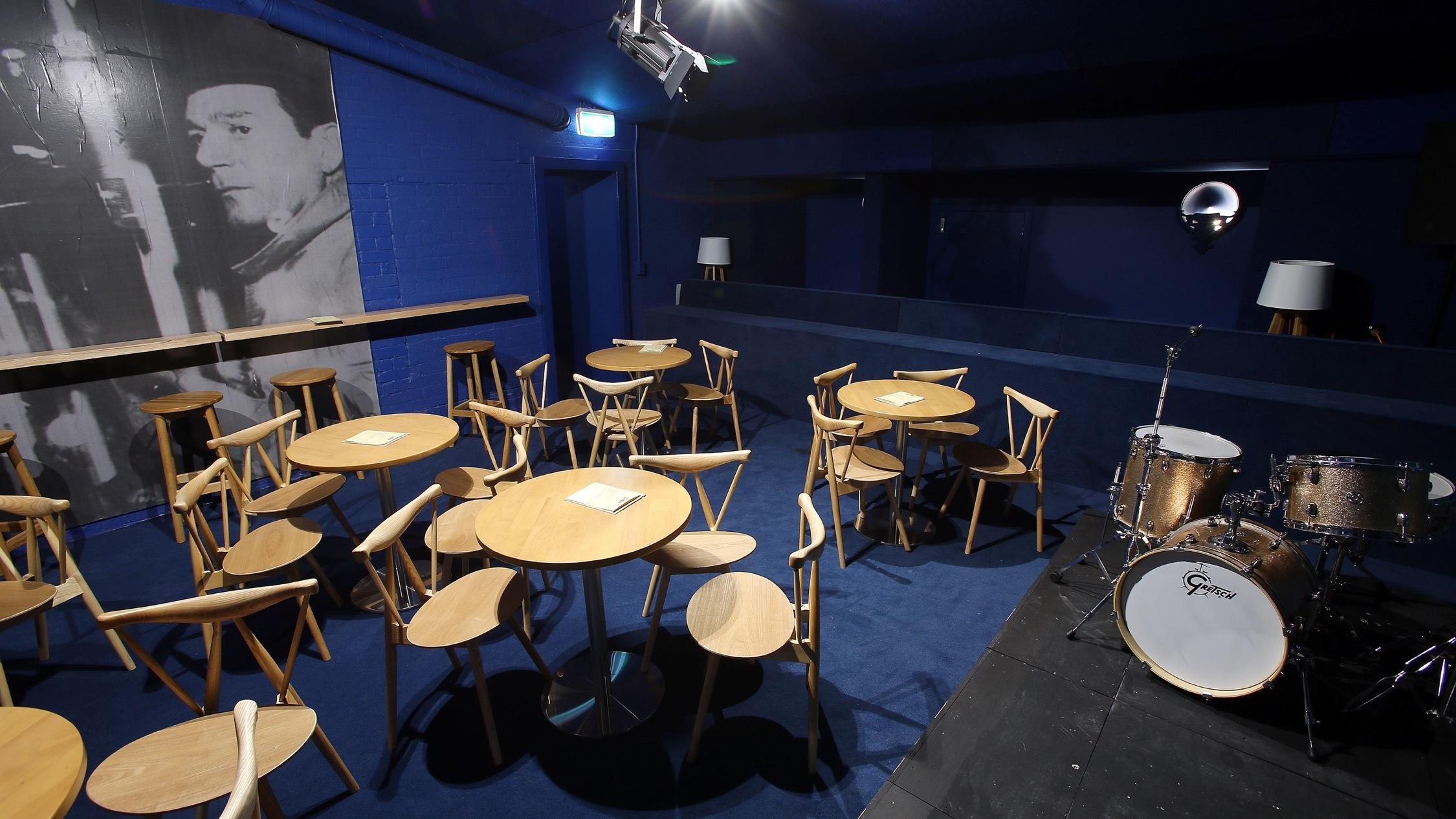 Jazz restaurant at Lido Cinemas