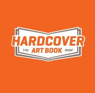 Hard Cover The Art Book Shop logo