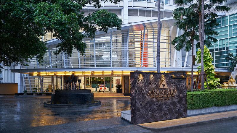 AnantaraBaanRajprasongService and Suite Bangkok