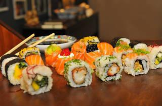 Sushi em Tua Casa?