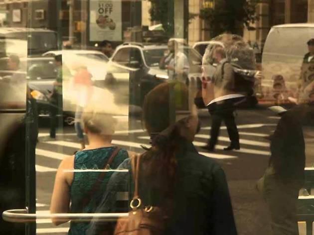Reflexos de la ciutat