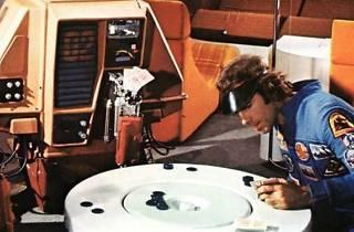Cinema, ciència i futur: Naves misteriosas
