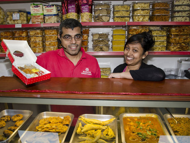 Mahavir Sweet Mart, Ballards Lane, Finchley