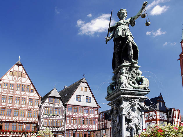 8 brilliant tours of Frankfurt