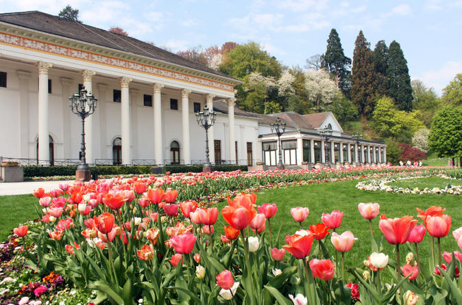 Frankfurt tours- Black Forest and Baden-Baden day trip