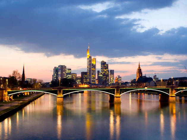 Frankfurt tours- Frankfurt city tour