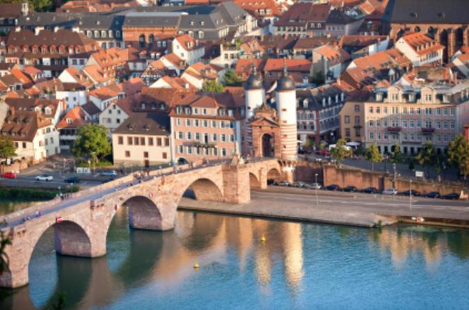 Frankfurt tours- Heidelberg half-day trip