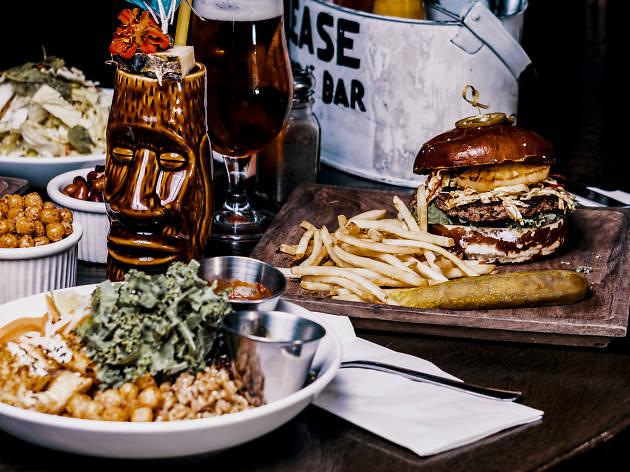Beelman's transforms into an all-vegan, Asian-inspired pub starting tomorrow