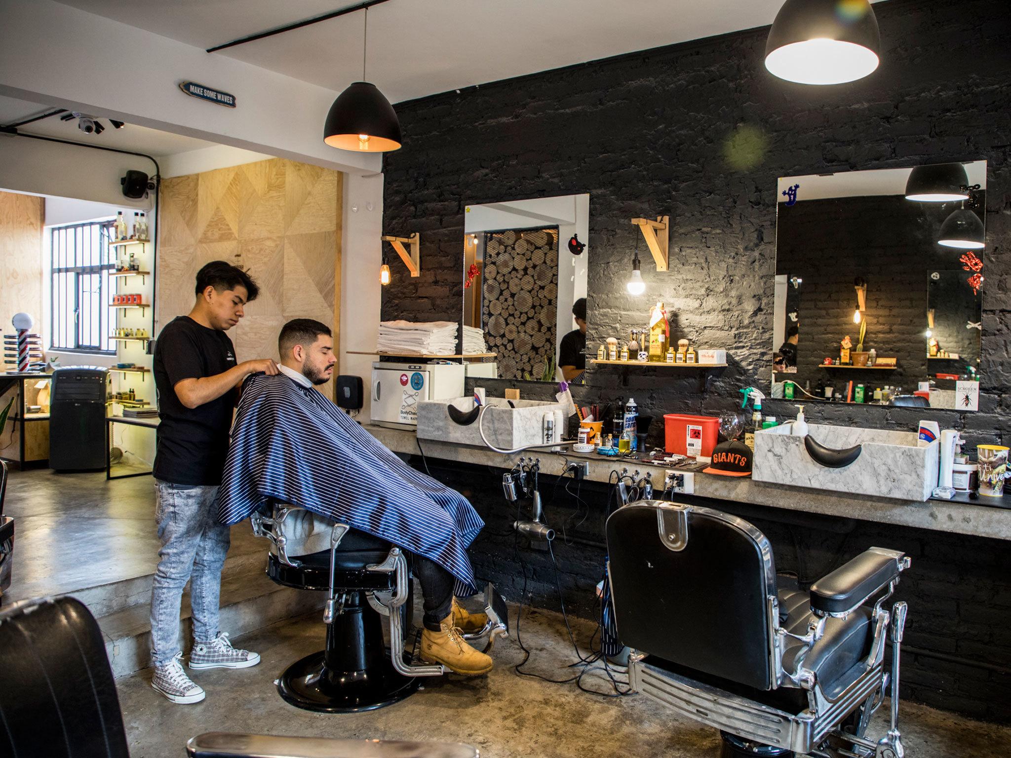 Barbería de autor