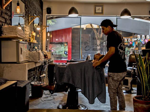 Barbería de autor  (Foto: Roberto Beltrán)