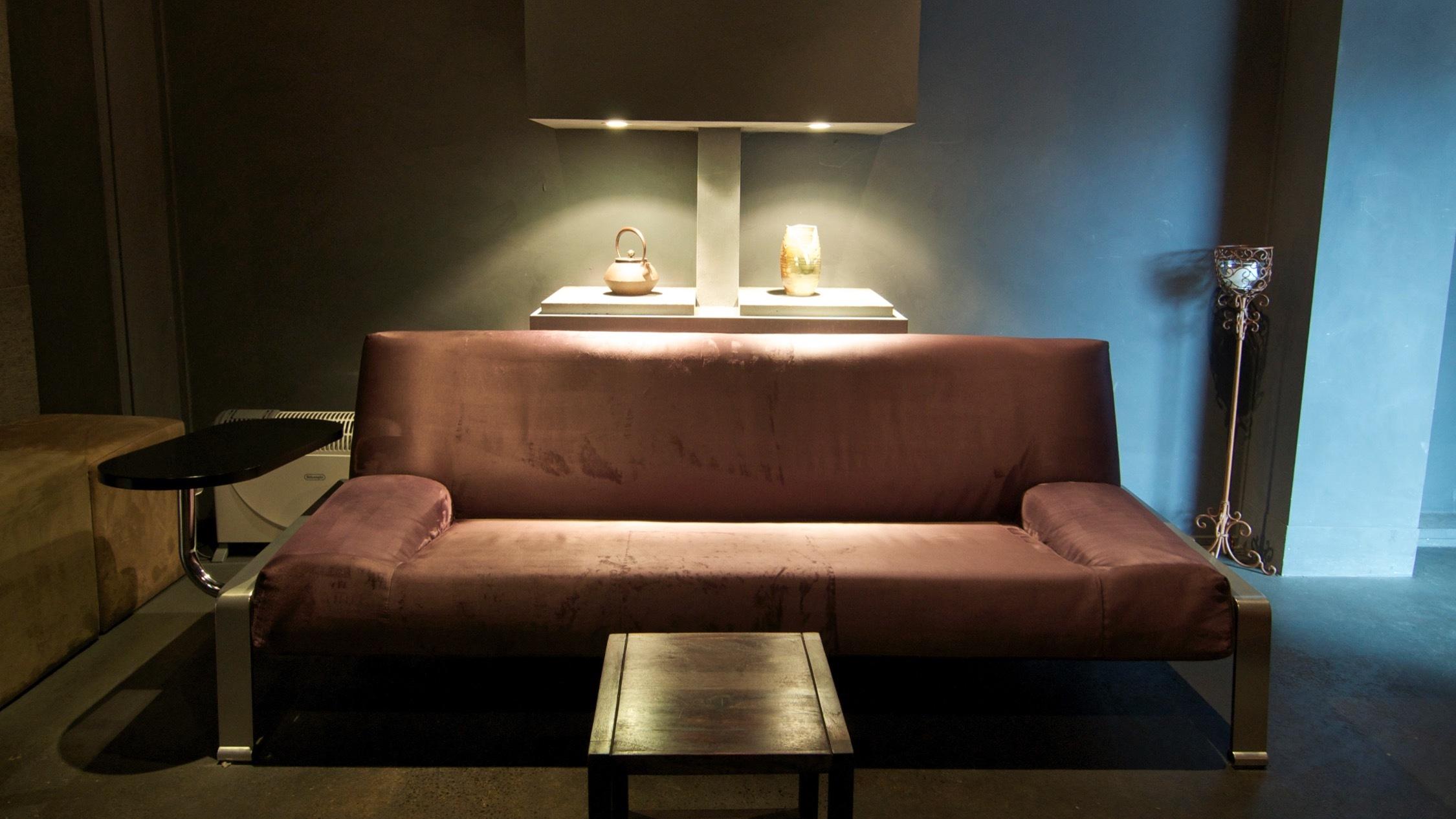 Lounge at Tempura Hajime