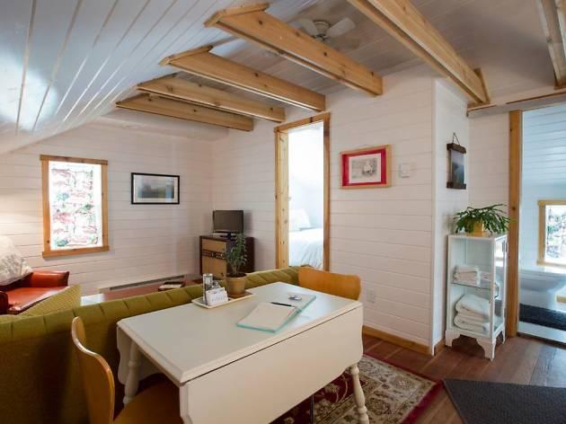 Urban cabin in Door County
