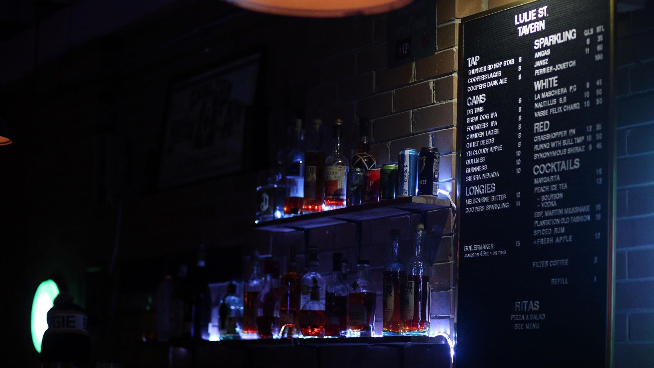 Lulie St Tavern