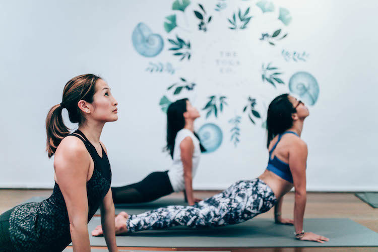 The best yoga studios in Singapore