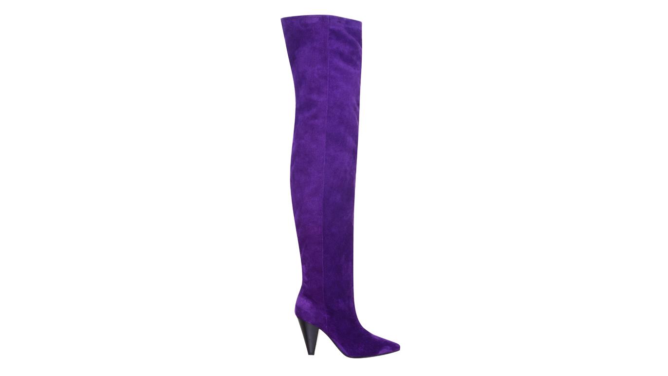 Topshop High Leg Boots