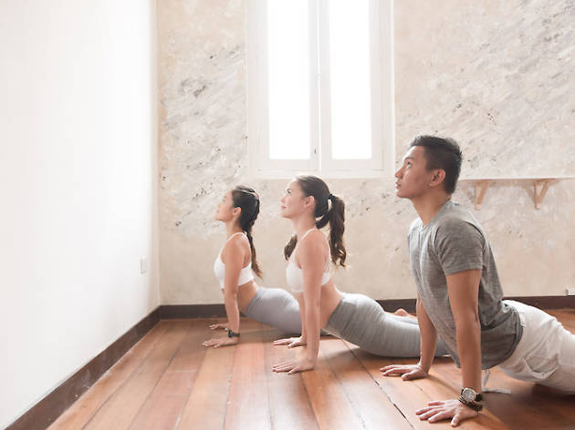 The best yoga studios in Singapore