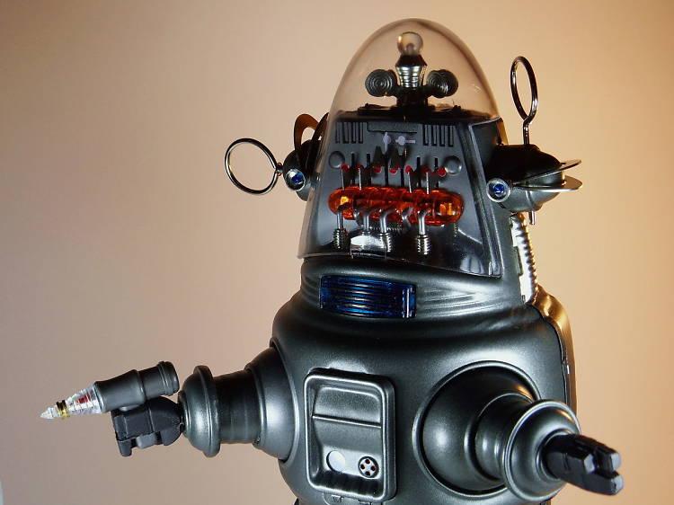 Tecnología y robótica a distancia
