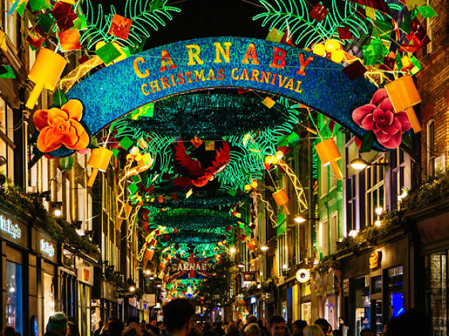 Everything you need to know about the Carnaby Christmas Carnival