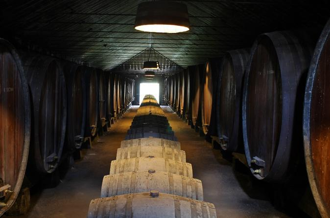 Wine tours- Private tour of the Setúbal region