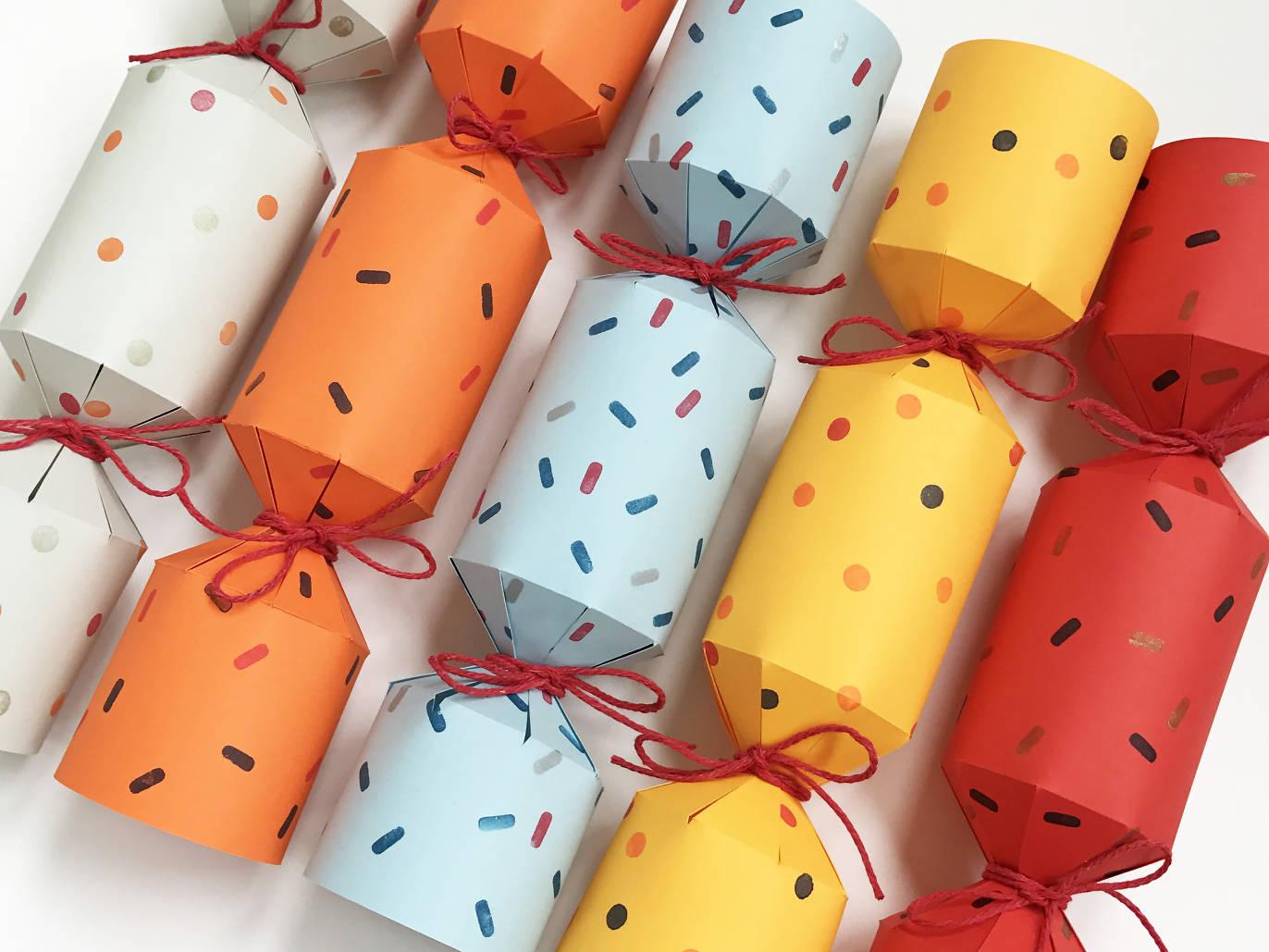 Moquette Christmas Cracker-Making Workshop