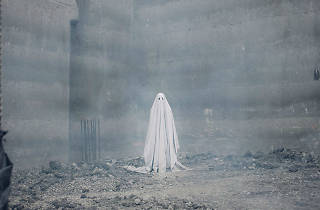 Casey Affleck, A ghost story