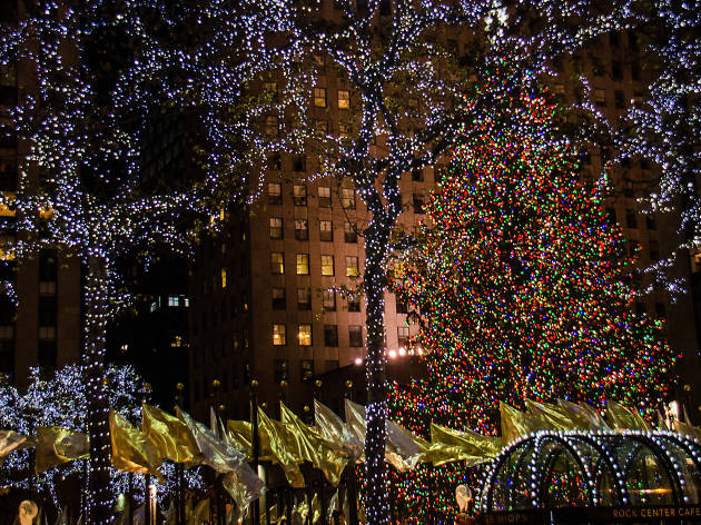 Captivating Get Your Camera Ready For Some Seriously Spectacular Christmas Lightsu2014NYC  Is Coated With Twinkling Displays