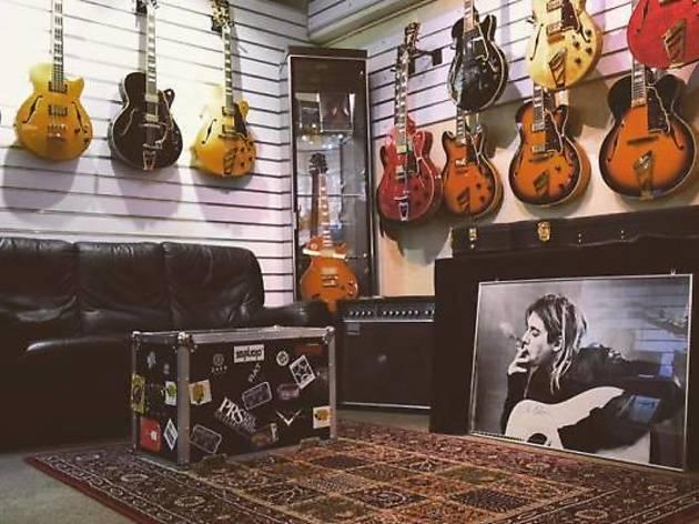 Guitarsofa