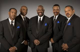 The Temptations cabaret dinner and show